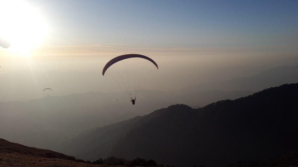 adventure in dharamshala