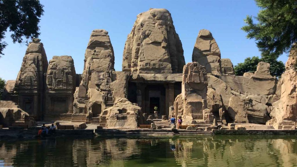 Dharamshala sightseeing - Masroor temple