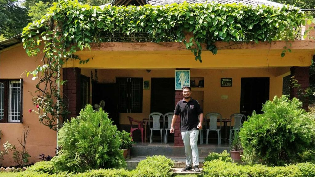 homestays in dharamshala